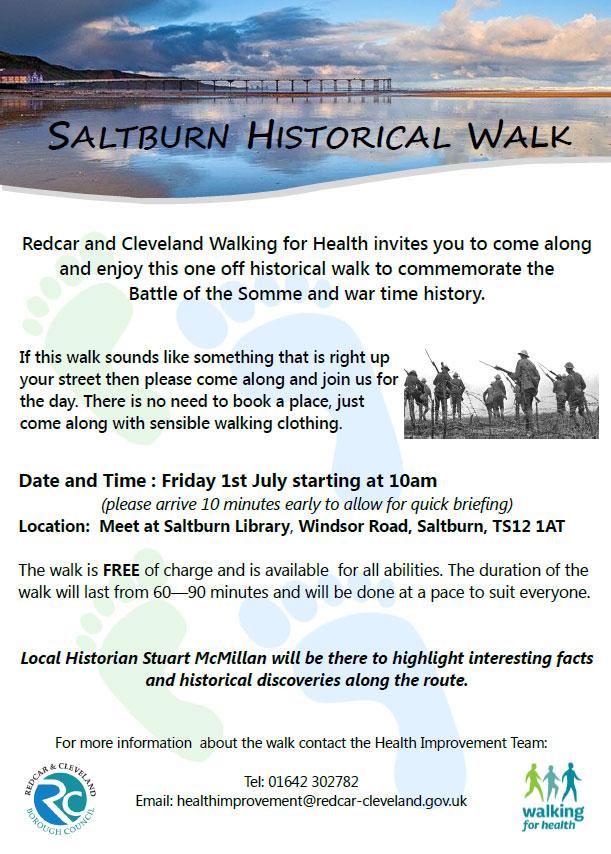 Saltburn-Walk