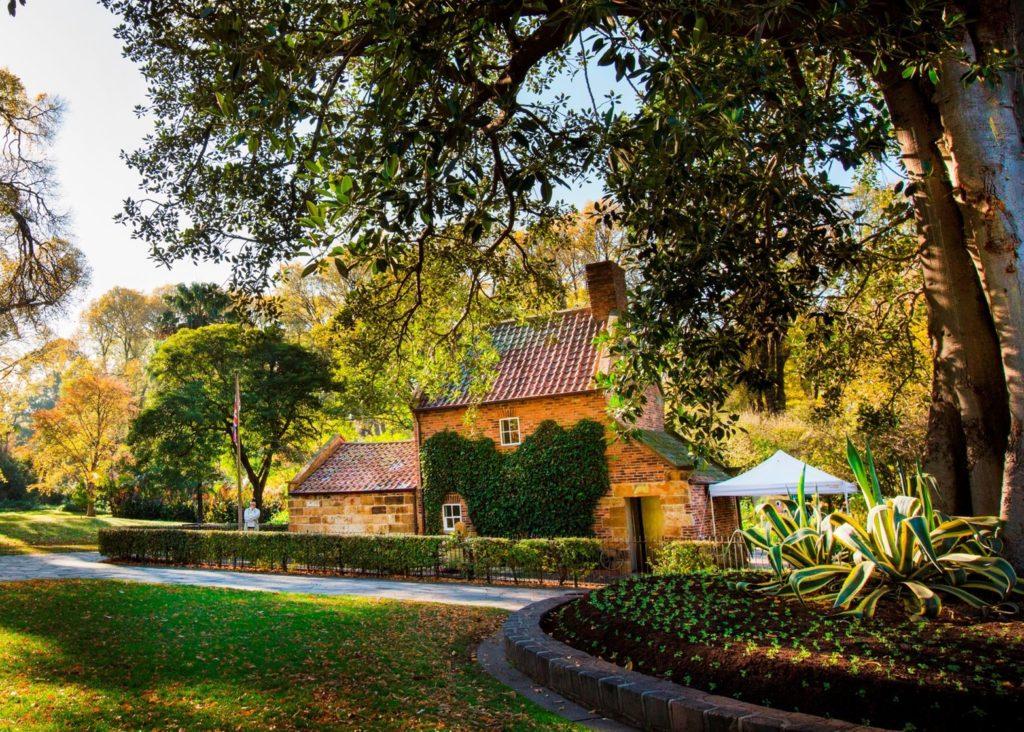 Cooks Cottage Fitzroy Park